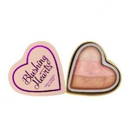 Makeup Revolution Blushing Hearts Róż Iced Hearts  10g