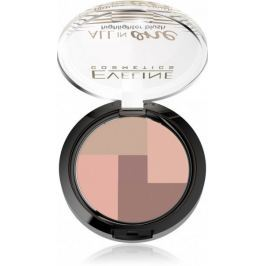 Eveline All-in-One Highlighter Blush Róż-mozaika rozświetlający nr 01  6.5g