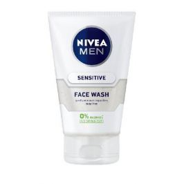 NIVEA MEN Żel do mycia twarzy Sensitive  100ml